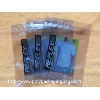 Buy cheap Custom T - Shirt Clear Foil Ziplock Bags Anti Static Plastic Bags Moisture Proof product