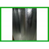 Buy cheap PT Recycled Bubble Foil Insulation Aluminum Single Bubble Blanket Insulation from Wholesalers