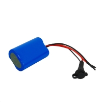 Buy cheap Automatic Sensors 14.8Wh 2000mAh 7.4 V 18650 Battery Pack from wholesalers