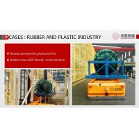 Buy cheap RUMBER AND PLASTIC INDUSTRY USING STACKER CRANE AND AGV  INTELLIGENT EQUIPMENTS AT SMART FACTORY product