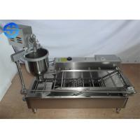Buy cheap T-100 Commercial 2 Rows Fully Automatic Donut Fryer Making Machine product