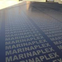 Marine Film Faced Plywood Finger Joint Core 1220*2440mm Size FSC Compliant