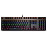 Buy cheap Cherry Switch Mechanical Gaming Keyboard RGB Backlight Aluminium Alloy product