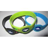 Church logo silicone bracelet