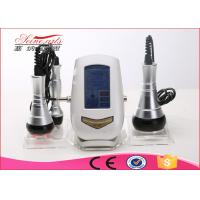 Buy cheap Skin Care Radio Frequency Home Device , Ultrasonic Cavitation Slimming Machine product