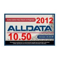 Buy cheap Latest Alldata Version 10.50 Car Diagnostic Software With Hdd product