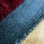 Buy cheap 4MM fabric brushed soft velboa short pile knitted fabric product