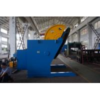 Buy cheap 2000mm Welding Turning Table 10 Ton Rotary Welding Positioners VFD Control Tilting product