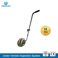 Buy cheap Portable Acrylic Material Under Vehicle Inspection System Alumimum Handles IP31 product