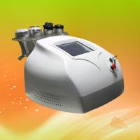 Buy cheap 4 in 1 best ultrasound cavitation machine price ABS material matte white product