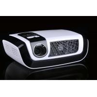 Wifi Game Console Projector TF Card Slot , 500 ANSI Lumens