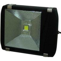 China High Power Waterproof Advertising Signs Epistar Led Flood Light Fixtures 100W / 8500 LM on sale