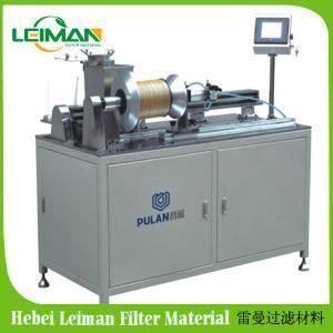 Buy cheap PLRX-1000 HDAF Hot Melt Threading Machine heavy truck filter machine product