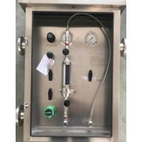 Buy cheap Stainless Steel Closed Sampling System / 0.1Mpa Liquid Tank Bottom Sampler product