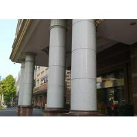 Buy cheap Solid Natural Stone Columns Marble Pillar For Construction Decoration product
