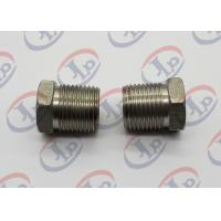 China 304 Stainless Steel CNC Machining Parts Internal and External Hex Bolts Nuts on sale