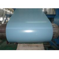 G550 Color Coated Galvanized Steel Coil For Prefabricated House / Roofing