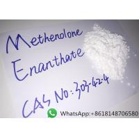 China Fitness Use Legal Anabolic Steroids Methenolone Enanthate Primobolan E Depot on sale