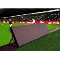 Buy cheap 1R1G1B Rental Sport Stadium LED Display Board 20mm Pixel Pitch For Match product