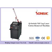 Buy cheap 10HZ Q Switch ND YAG Laser Tattoo Removal Machine with high energy from Wholesalers