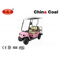 Buy cheap 2 + 2 Seater Gas Golf Cart for 3 or 4 people Single Row Gas Powered Golf Carts product
