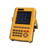 Buy cheap Handheld Three Phase Power Quality Analyzer 0.1% Accuracy With 100A Current Clamp product