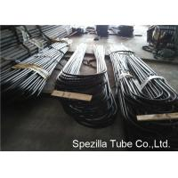 Buy cheap U Bend Stainless Steel Heat Exchanger Tube ASME SA213 Seamless Nickel Alloy Pipe from Wholesalers
