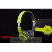 Buy cheap New Beats  BY DR DRE SOLO2 WIRELESS ACTIVE COLLECTION BLUETOOTH HEADPHONES YELLOW made in product