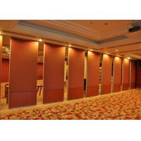 Buy cheap Red Carpet  Finish Temporary Office Walls  For KTVs 800 - 1230MM product