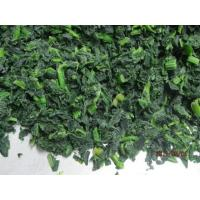 2011 IQF Chopped Spinach with FDA certificate