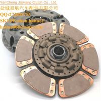 "Buy cheap DK65S DK75 DK90 13 "" 22 spline heavy duty 6 pad tractor clutch T5189-14302 product"