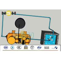 China Easy Operation Oily Water Separator , Industrial Centrifugal Oil Separator on sale