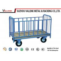 Buy cheap Extra Material Handling Trolley Hand Truck Trolley 1320*809*990mm product