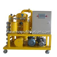Buy cheap Vacuum Transformer Oil Purification Plant, mineral oil purifing and cleaning, power plant filter transformer oil device product