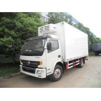 Buy cheap 4x2 vegetable transport truck refrigerated vehicle, Refrigerated truck product