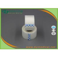 2.5cm Micropore Transparent surgical waterproof PE tape Breathable Medical adhesive PE tape I
