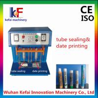 Buy cheap toothpaste tube filling machine sealing machine product