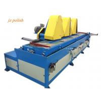 Buy cheap Automated Industrial Grinding Machine For Stainless Steel Lock Cover Plate product