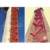 Buy cheap 75 Type Construction Scaffold Stair Tower With 2.5m Length Flexible To Disassemble product