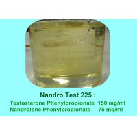 Buy cheap Powerful Semi-Finished Blend Anabolic Steroid Oil Nandro Test 225 mg/ml product