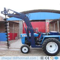 Quality Export standard Tractor Mouthed Earth Auger Ground Hole Drill for sale