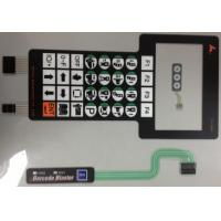 Buy cheap Flexible Matrix PCB Membrane Switch For Household Appliances Heat Resisting product