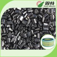 Buy cheap Pleated air filter for round rim EVA hot melt adhesive made in china from wholesalers