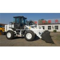 Buy cheap Yellow Or White Color SINOMTP LG938 Wheel Loader With 1.8m³ Bucket For from wholesalers