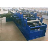 China Automatic C Z Lipped Channel Shaped Purlin Roll Forming Machine 1.5-3.0mm Thickness on sale