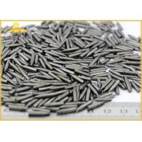 Buy cheap High Wear Resistance Tungsten Carbide Pins , High Grinding Tire Stud Pins product