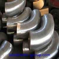Buy cheap ASTM A403 WP304L Butt Weld Fittings 90 Degree Stainless Steel Elbow product