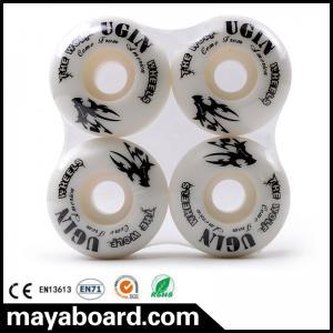 Buy cheap UGIN MS2401 Quad skate wheel 52mm 95A PU wheels for skateboard product
