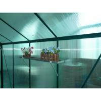 Buy cheap 6X4FT aluminum greenhouse without spring clips product