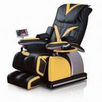 Buy cheap Massage Chair with Synchronous Music and Arm Air-pressure Function, Measures 118 x 76 x 76cm product